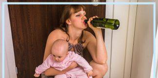 تأثير الكحول على الاطفال